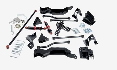 5-link rear suspension