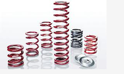 Midget coil spring uprated