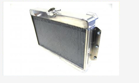 Alloy radiator
