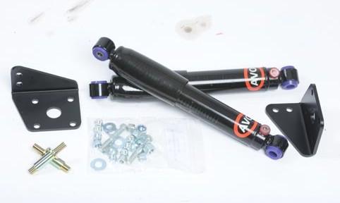 RS2: Rear suspension kit semi elliptic to 1275cc