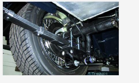 Rear suspension kit